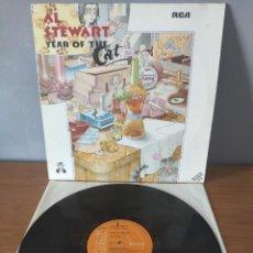Disques de vinyle: AL STEWART - YEAR OF THE CAT. Lote 264055765