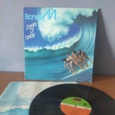 Discos de vinil: BONEY M. - OCEANS OF FANTASY. Lote 264062410