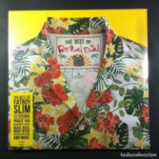 Discos de vinilo: FATBOY SLIM - THE BEST OF FATBOY SLIM - DOBLE LP 2XLP 2019 - SKINT (NUEVO / PRECINTADO). Lote 264064505
