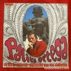 Discos de vinilo: PALITO ORTEGA (SINGLE 1970) UN DIA DE INVIERNO - MUCHACHO QUE VAS CANTANDO (DISCO RARO Y ESCASO). Lote 264068240