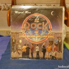 Discos de vinilo: LP ESTADO ADMIRABLE MIGUEL RIOS EL ROCK DE UNA NOCHE DE VERANO. Lote 264068790