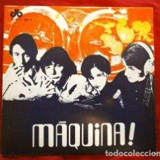Discos de vinilo: MAQUINA (SINGLE CONCENTRIC 1969) LANDS OF PERFECTION (TIERRAS DE PERFECCIÓN) - LETS GET SMASHED. Lote 264069165