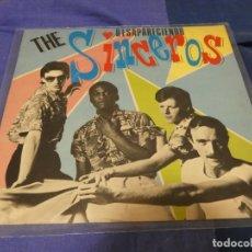 Discos de vinilo: SINGLE POWER POP DEL DE VERDAD, THE SINCEROS DESAPARECIENDO. Lote 264075640
