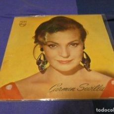 Discos de vinilo: EP GATEFOLD CARMEN SEVILLA YE YE MUY BONITA PIEZA. Lote 264076435