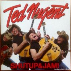 Disques de vinyle: TED NUGENT - SHUTUP&JAM!. Lote 264082425