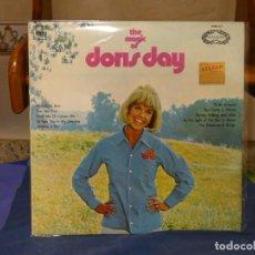 Discos de vinilo: LP THE MAGIC OF DORIS DAY UK CIRCA 1965 MUY BUEN ESTADO GENERAL. Lote 264082480
