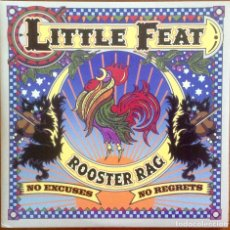 Discos de vinilo: LITTLE FEAT - ROOSTER RAG. Lote 264089550