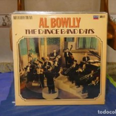 Discos de vinilo: DOBLE LP UK 1984 MUY BUEN ESTADO AL BOWLLY THE DANCE BAND YEARS. Lote 264118615