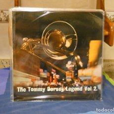Discos de vinilo: LP UK CIRCA 1963 TOMMY DORSEY LEGEND VOL 2 MUY BUEN ESTADO GENERAL. Lote 264119120