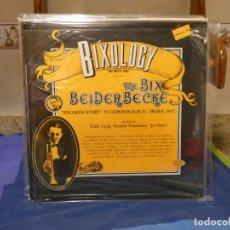 Discos de vinilo: LP UK BIX BEIDERBECKE BIXOLOGY VOL 3 1927 MUY BUEN ESTADO. Lote 264119585