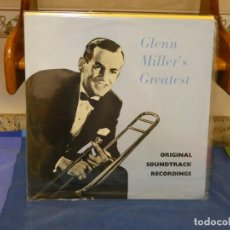 Discos de vinilo: LP JAZZ UK GLENN MILLER´S GREATEST UK 60S MUY BUEN ESTADO. Lote 264122930