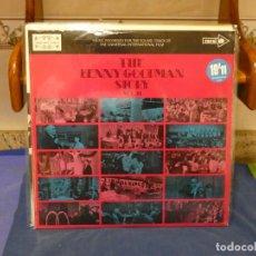 Discos de vinilo: LP THE BENNY GOODMAN STORY VOL 2 CORAL UK 70S BUEN ESTADO. Lote 264123085