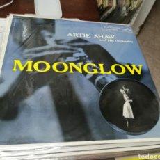 Discos de vinilo: LP USA CIRCA 1960 ARTIE SHAW AND HIS ORCHESTRA MOONGLOW MUY BUEN ESTADO. Lote 264125860