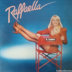 Disques de vinyle: RAFFAELLA CARRA. LP. SELLO CBS. EDITADO EN ESPAÑA. AÑO 1988. Lote 264174784