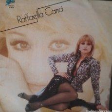 Disques de vinyle: RAFFAELLA CARRA. LP. SELLO EPIC. EDITADO EN MÉXICO. Lote 264175840