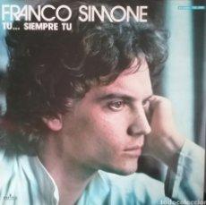 Disques de vinyle: FRANCO SIMONE. LP. SELLO RIFI. EDITADO EN ESPAÑA. AÑO 1977. Lote 264178508
