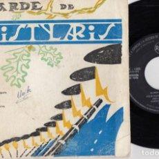 Discos de vinilo: ALARDE DE TXISTULARIS - EP DE VINILO PROMOCIONAL DE 1960. Lote 264182412