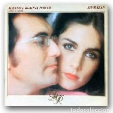 Disques de vinyle: ALBANO Y ROMINA POWER - SHARAZAN / NA NA NA. Lote 264182940
