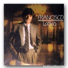 Dischi in vinile: FRANCISCO - LATINO. Lote 264185148