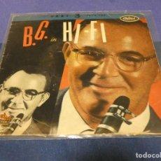 Discos de vinilo: DISCO 7 PULGADAS EP UK CIRCA 1957 VINILO BUEN ESTADO. Lote 264186440