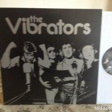 Discos de vinilo: THE VIBRATORS - PEEL SESSION / ALBUM LP CON ENCARTE MADE IN SPAIN 2010. M-M. Lote 264191116