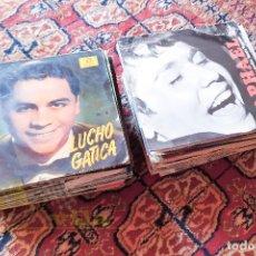 Discos de vinilo: LOTE DE DISCOS DE VINILO DE 7 PULGADAS. Lote 264231076