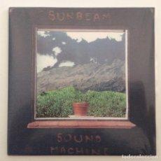 Discos de vinilo: SUNBEAM SOUND MACHINE – GETTING YOUNG / DAIBUTSU UK,2016. Lote 264261024