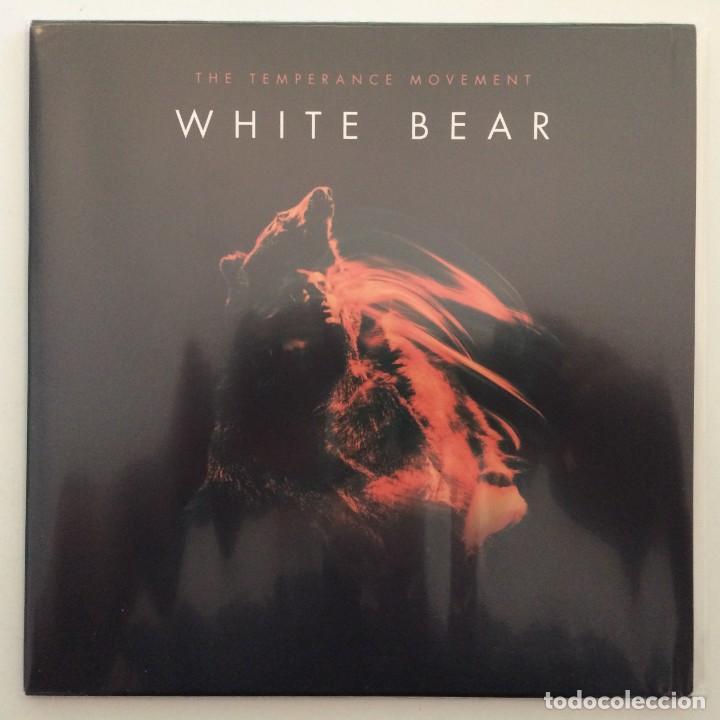 THE TEMPERANCE MOVEMENT – WHITE BEAR / TIME WON'T LEAVE UK,2015 (Música - Discos - Singles Vinilo - Pop - Rock Internacional de los 90 a la actualidad)