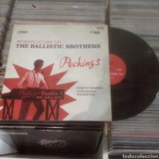 Discos de vinilo: MAXI SINGLE THE BALLISTIC BROTHERS. Lote 264262860