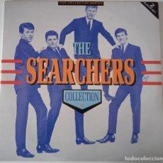 Disques de vinyle: THE SEARCHERS...COLLECTION. (CASTLE COMMUNICATIONS 1988) UK. Lote 264274748