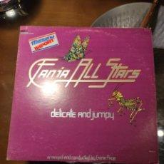 Discos de vinilo: FANIA ALL STARS - DELICATE AND JUMPY. Lote 289464143