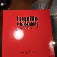 Discos de vinilo: LOQUILLO Y TROGLODITAS - HOMBRES. Lote 289464093