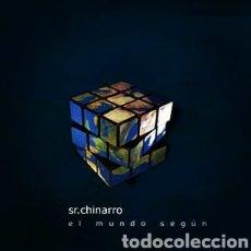 Discos de vinilo: SR. CHINARRO–EL MUNDO SEGÚN . LP VINILO NUEVO PRECINTADO. Lote 264304632