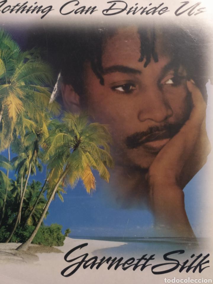 GARNETT SILK.** NOTHING CAN DIVIDE US ** (Música - Discos - LP Vinilo - Reggae - Ska)