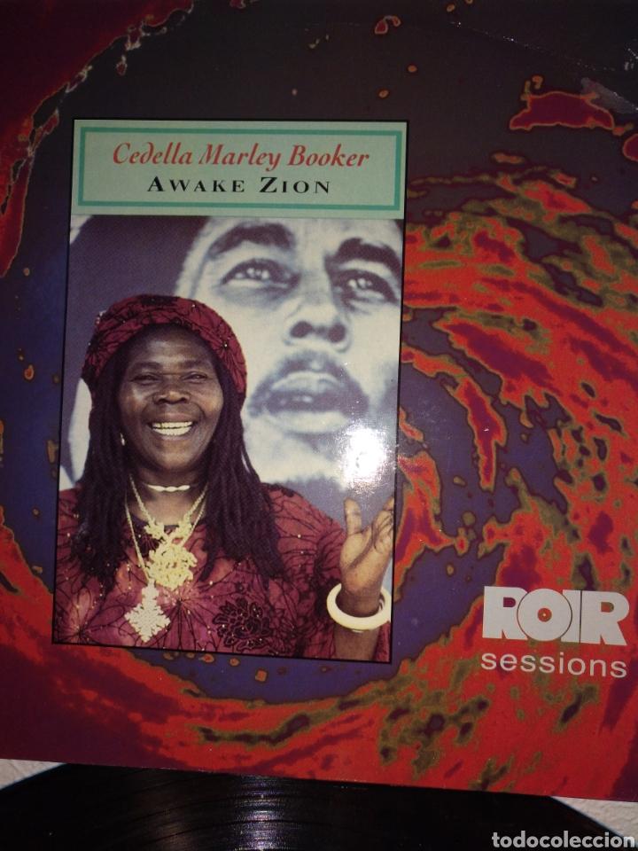 CEDELLA MARLEY BOOKER.** AWAKE ZION ** (Música - Discos - LP Vinilo - Reggae - Ska)