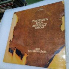 Disques de vinyle: LOS SABANDEÑOS - CANTATA DEL MENCEY LOCO. Lote 264313784