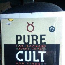 Discos de vinilo: THE CULT - PURE CULT 1993 2LPS. Lote 264316912