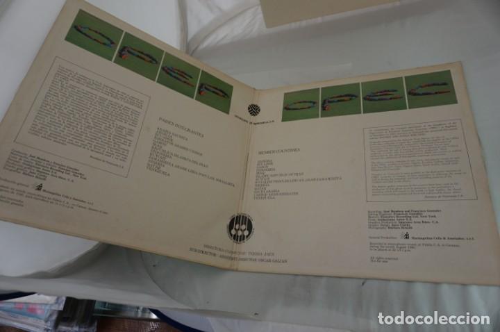 Discos de vinilo: # VINILO 12´´ - 2 X LP - RIMAS Y CANTOS PARA LA OPEP - RHYMES AND SONGS FOR OPEC - Foto 2 - 264326244
