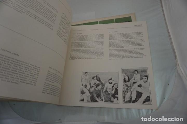 Discos de vinilo: # VINILO 12´´ - 2 X LP - RIMAS Y CANTOS PARA LA OPEP - RHYMES AND SONGS FOR OPEC - Foto 4 - 264326244