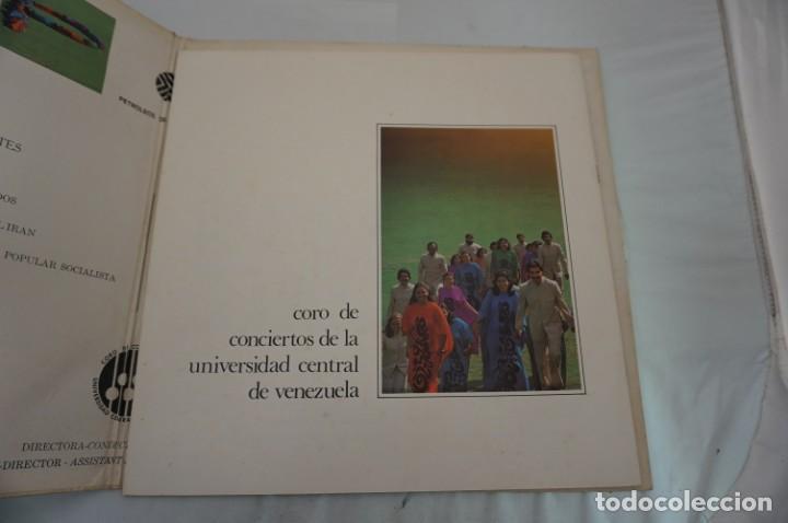 Discos de vinilo: # VINILO 12´´ - 2 X LP - RIMAS Y CANTOS PARA LA OPEP - RHYMES AND SONGS FOR OPEC - Foto 6 - 264326244