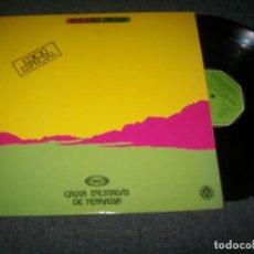 Disques de vinyle: LLUIS LLACH - VIATGE A ITACA - LP DE MOVIEPLAY - 1975 - PROMOCIONAL EDICIO ESPECIAL. Lote 264332784