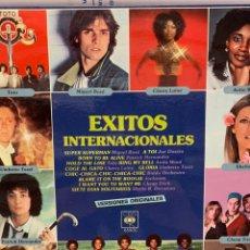 Disques de vinyle: VIN1460 ÉXITOS INTERNACIONALES VINILO SEGUNDA MANO. Lote 264340712