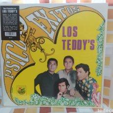 Discos de vinilo: LOS TEDDY'S–DOCE PSICOÉXITOS. LP VINILO NUEVO PRECINTADO. PERÚ PSYCHEDELIC ROCK. Lote 264437479