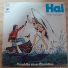 Discos de vinilo: HAI TIENE PARODIE. Lote 264467899