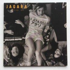 Discos de vinilo: JAGARA – TWICE / REAL LOVE UK,2019. Lote 264468009