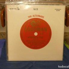 Dischi in vinile: LP JAZZ UK 70S EN NOSTALGIA BUEN ESTADO THE ALTERNATE BENNY GOODMAN VOL IX. Lote 264470144