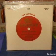 Dischi in vinile: LP JAZZ UK 70S EN NOSTALGIA BUEN ESTADO ALTERNATE BENNY GOODMAN VOL IV. Lote 264470324