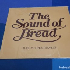 Discos de vinilo: LP UK 1977 ELEKTRA LABEL MARIPOSA THE BEST OF BREAD BUEN ESTADO GENERAL. Lote 264491774