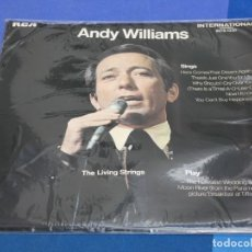 Discos de vinilo: LP UK CIRCA 1972 ANDY WILLIAMS THE LIVING STRINGS BUEN ESTADO GENERAL. Lote 264491819