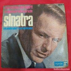 Disques de vinyle: FRANK SINATRA (3121/21). Lote 264525454